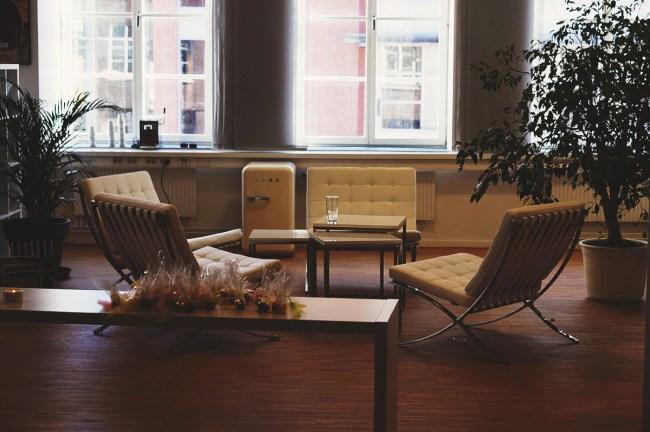 Kontoret i Stockholm. Carina Behrens - carinabehrens.com