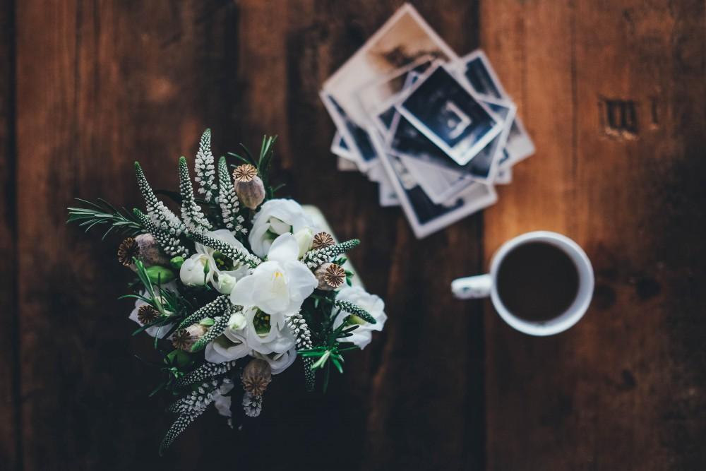 Kaffe og blomster - Bloggliste - Carina Behrens, carinabehrens.com