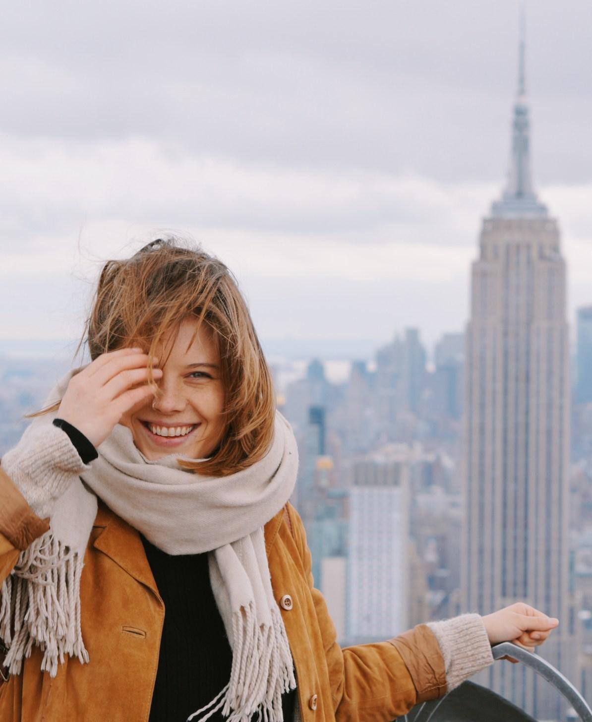 Carina i New York, 2017 - Carina Behrens, carinabehrens.com
