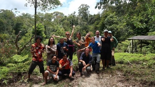 Borneo trip of a lifetime