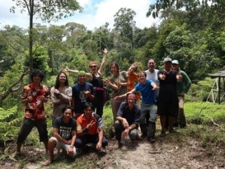 Borneo trip of a lifetime