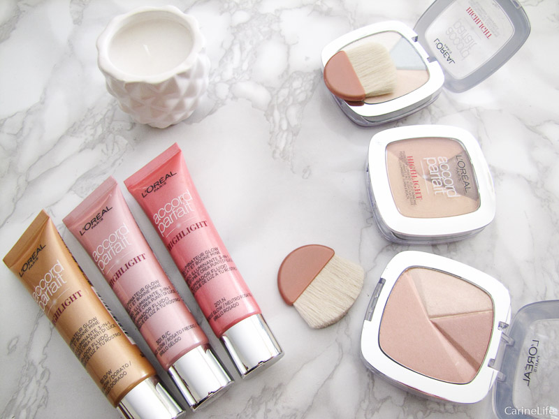 Accord Parfait Les Highlight de L'Oréal