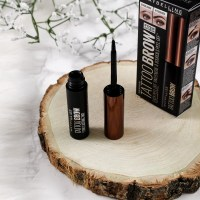 Tattoo Brow Maybelline: l'encre à sourcils peel off mon avis
