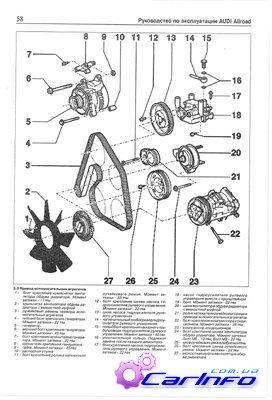 Audi A6 Allroad Quattro с 2000 г. Руководство по ремонту и