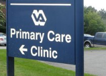 health clinic sign