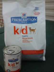 Kidney Dog Food