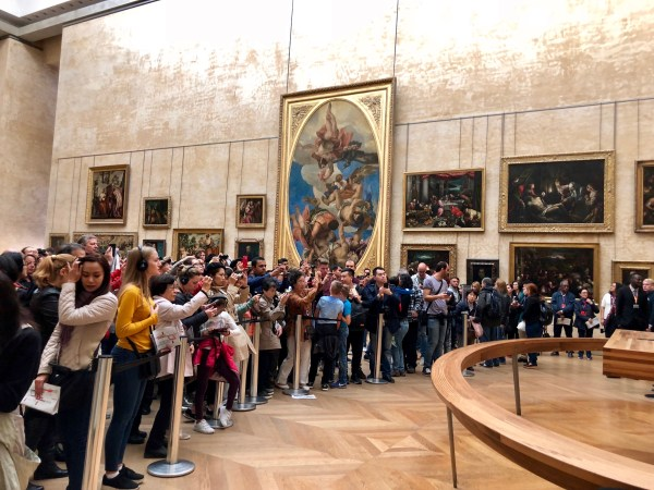 Timeless Beauty Of Louvre Museum Art Galleries