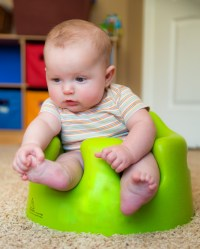 How sitting, holding and laying affects babys development