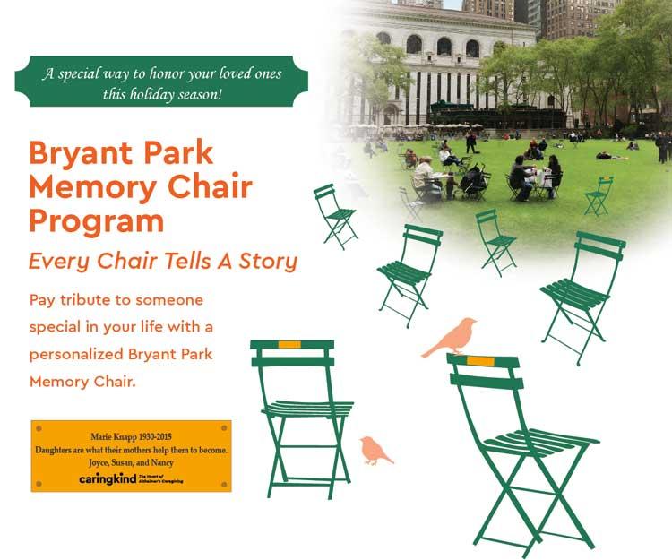 chair design program lift for elderly bryant park memory fall 2016 newsletter new york city