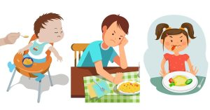 loss of apatite in kids