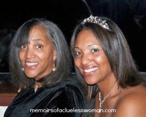 Carin Kilby Clark and her mother Kathleen Kilby