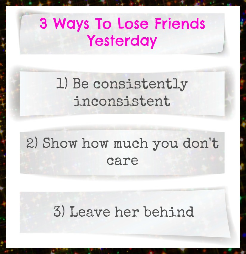 lose-friends
