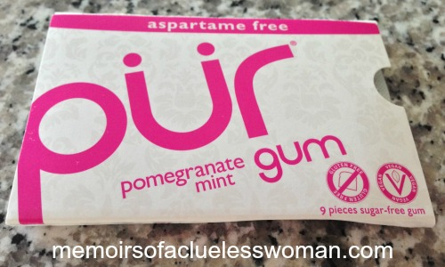 Pur Gum Review 2
