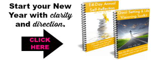 Annual Self-Reflection Digital Workbook Life Visioning and Goal Setting Toolkit