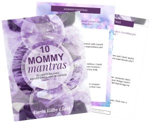 Mommy Mantras guide