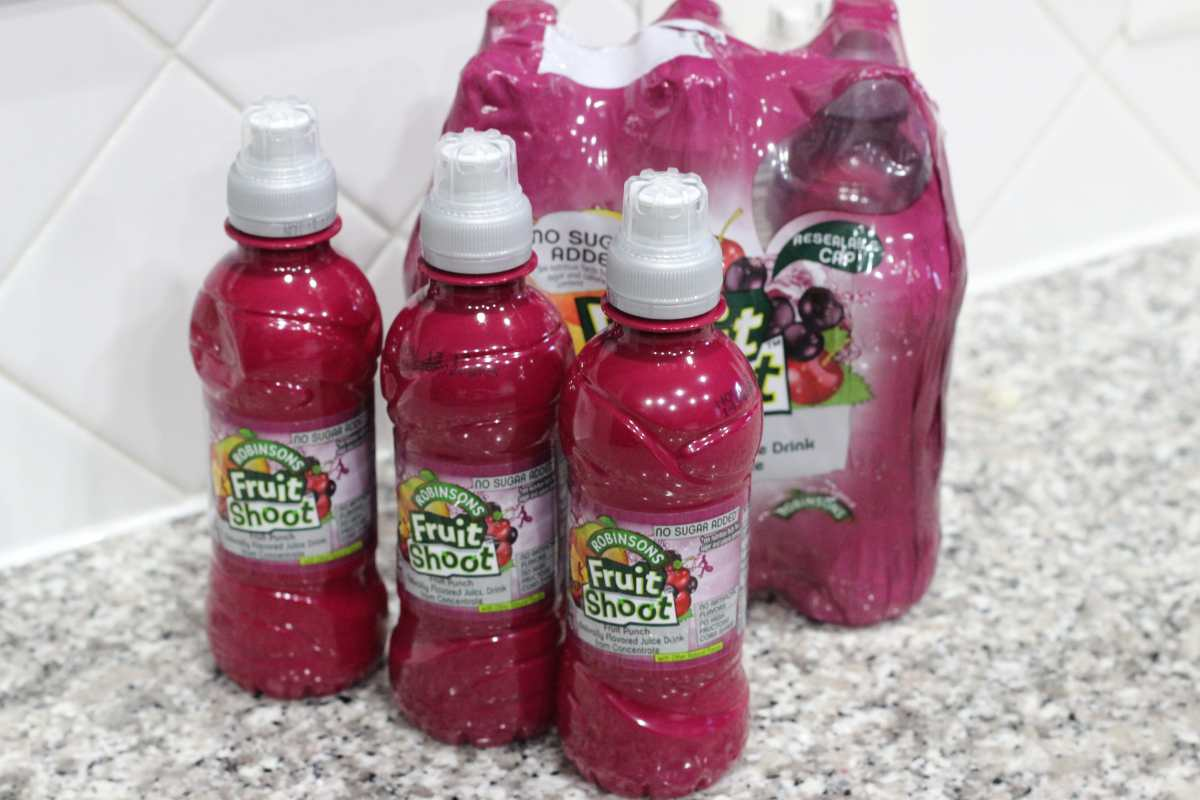 Fruit Shoot Makes Outdoor Fun Easy