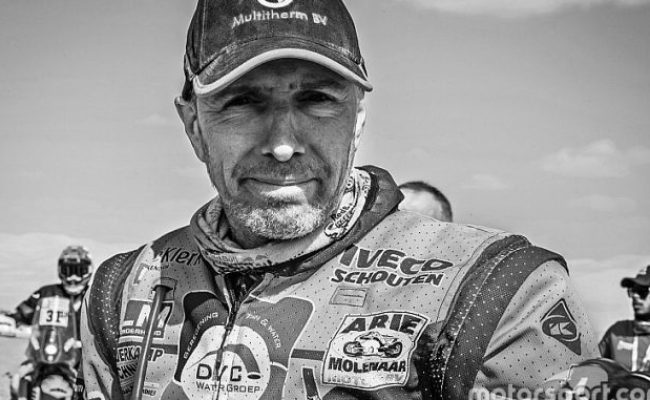 Rider Straver Dies After Dakar 2020 Accident Car In My Life