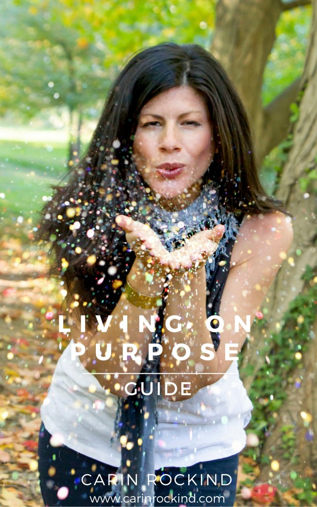 LIVING ON PURPOSE Guide Cover
