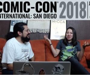 Para Aqui o Para Llevar 16 – San Diego Comic Con