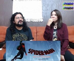 Spiderman Un Nuevo Universo – Para Aqui o Para Llevar 35