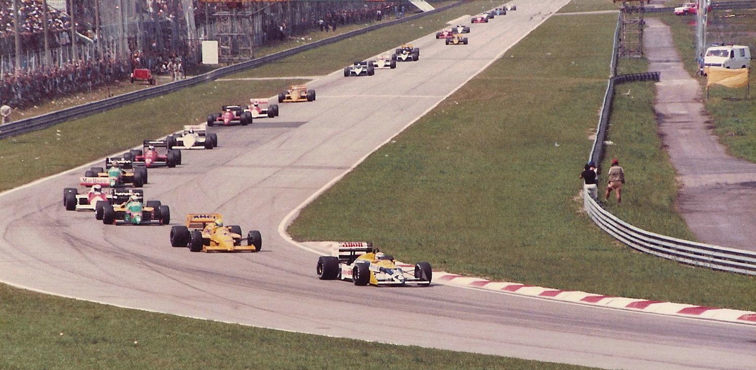 Ídolos em Ação - Nelson já passou (F1, Rio de Janeiro, 1987)
