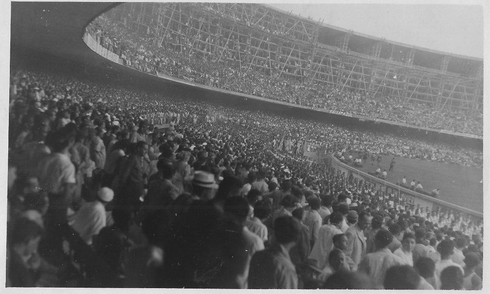 Estádio do Maracanã - 1950 (3/3)