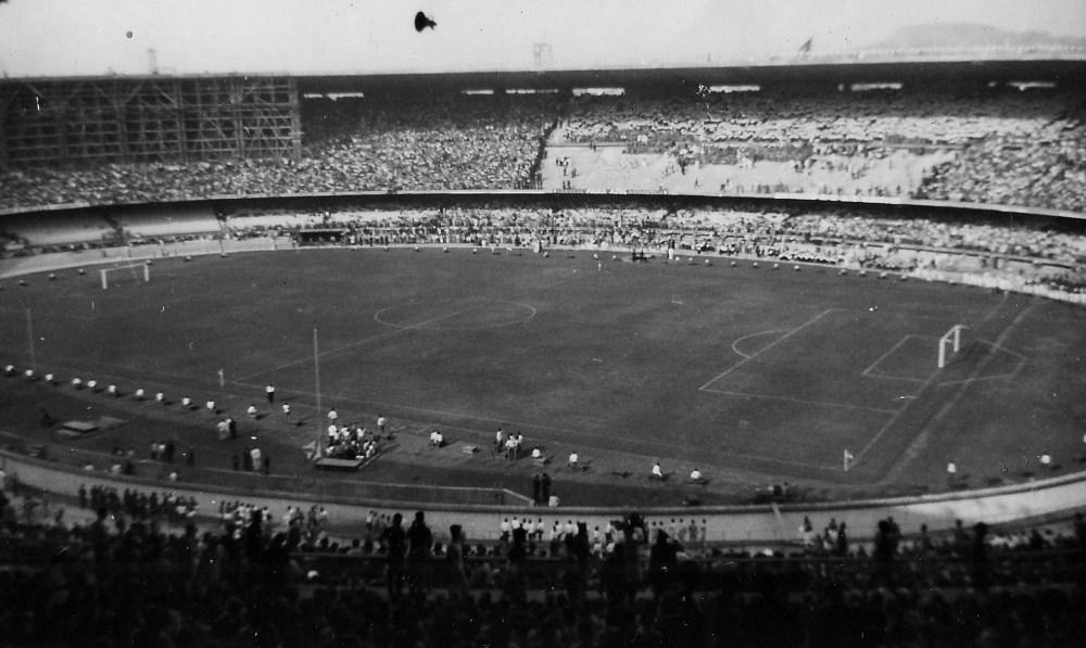 Estádio do Maracanã - 1950 (1/3)