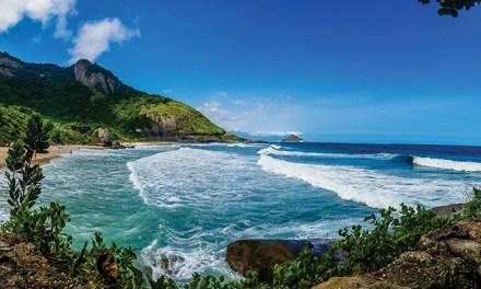 O Havaí é aqui