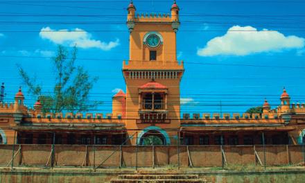 Gare rural