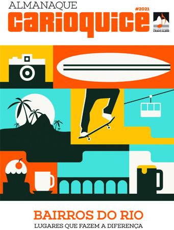 Almanaque Carioquice 4ª Edição - 2021