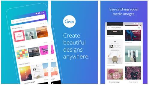 aplikasi untuk membuat kartu undangan Canva
