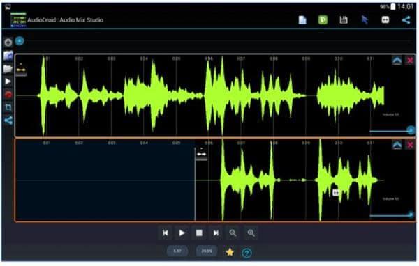 10 Aplikasi Edit Lagu Terbaik untuk Smartphone Android 2020