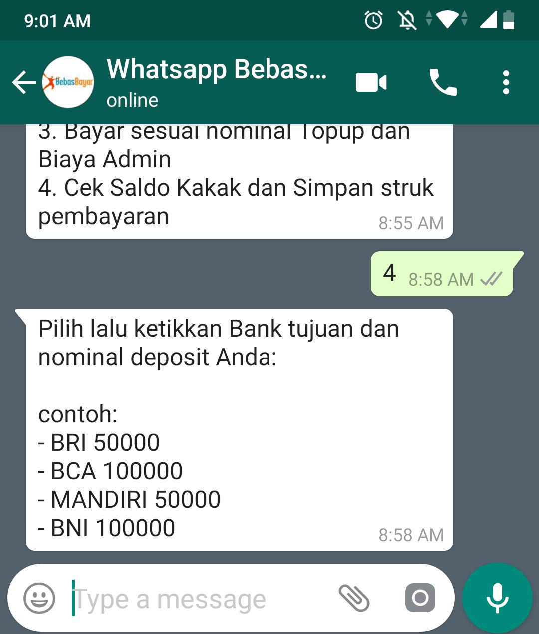 Fitur-Fitur Whatsapp Center 3