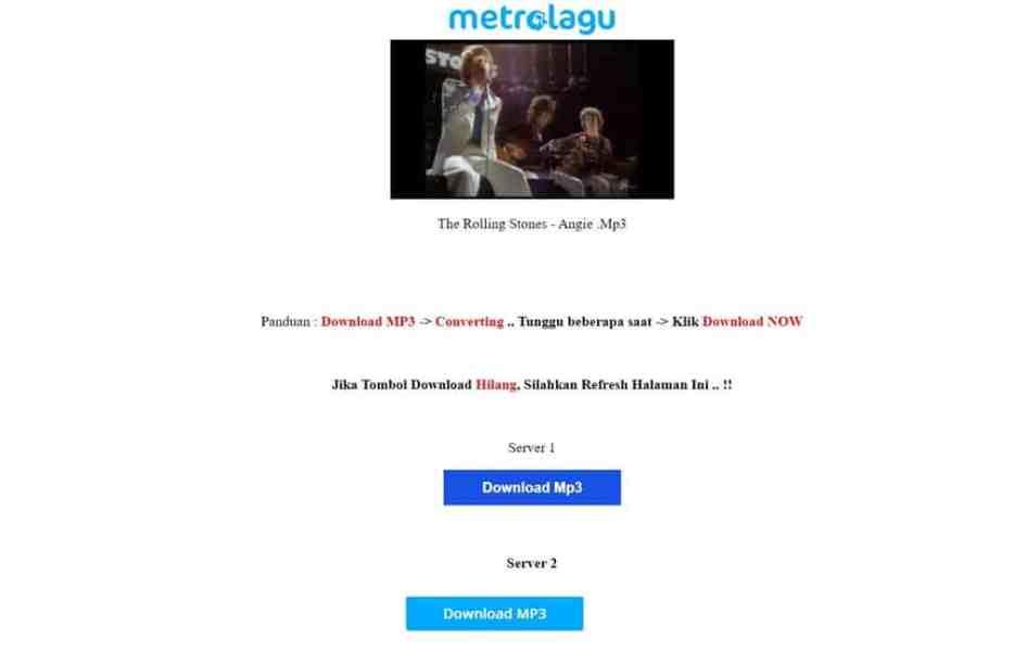 METROLAGU 5