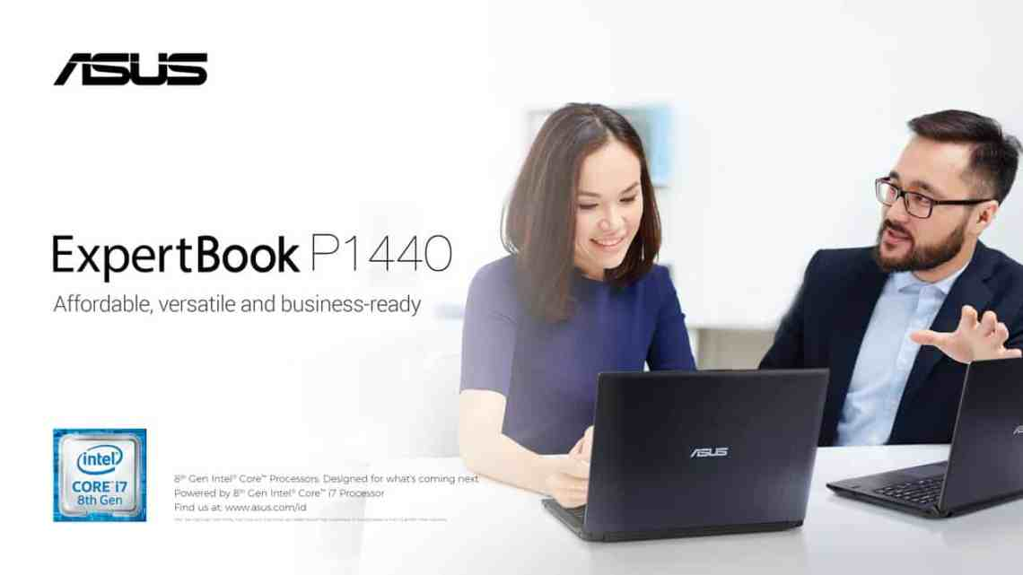 ASUS ExpertBook P1440