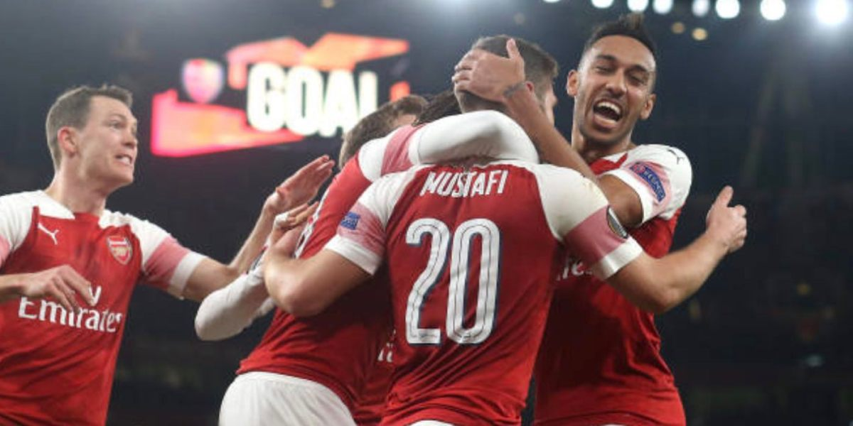 Arsenal Balaskan Kekalahan di Belarusia