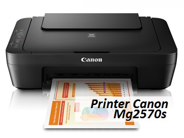 Review Harga Printer Canon Pixma MG2570s