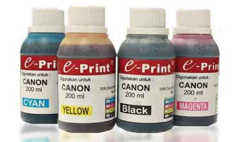 5 Merk Tinta Alternatif Printer Infus Canon Ip2770 Terbaik Dan Rekomended Carispesifikasi Com