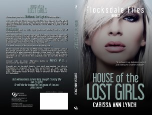 OFFICIAL COVER FOR HOUS OF THE LOST GIRLS