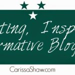 Interesting, Inspirational and Informative Blog Posts!