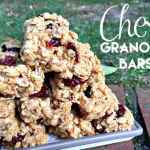 Homemade Chewy Granola Bars – Plus CloudPets™ for Staying Connected!