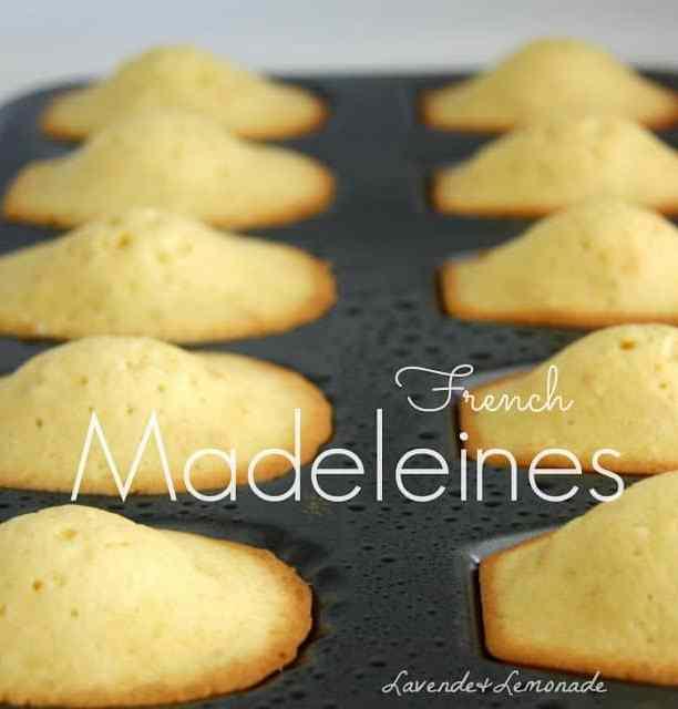http://www.lavendeandlemonade.com/2013/12/madeleines.html