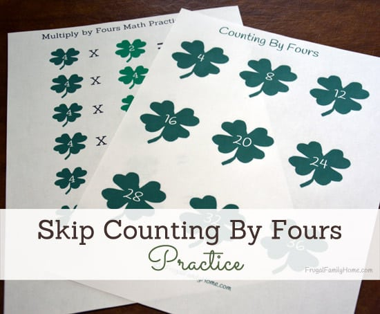 Skip-Counting-By-Fours