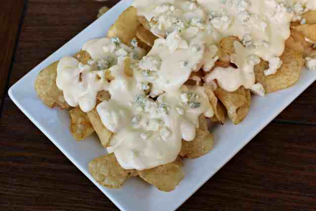 Blue Cheese Chips 11