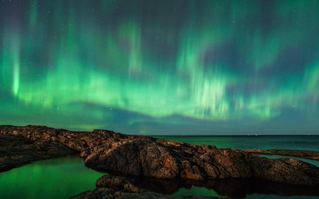 Fotografera norrsken – kamerainställningar