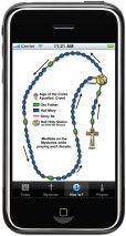 ProLife Rosary iPhone App-HowTo