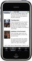 ProLife Rosary iPhone App-Luminous2