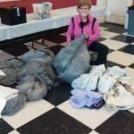 Deb Gray volunteer pic