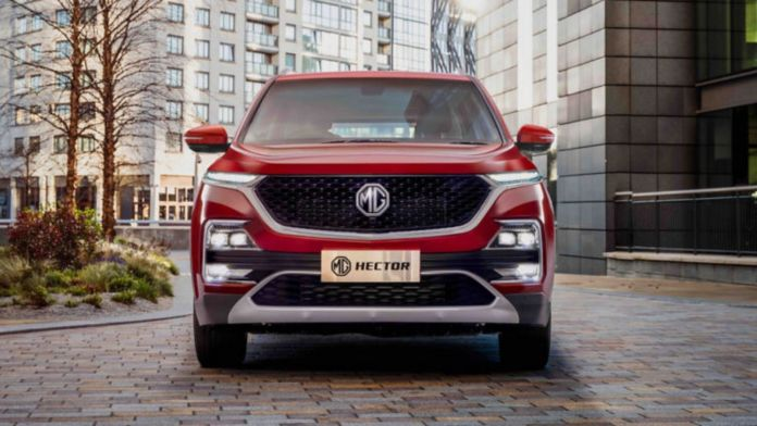 MG Hector Features Pros