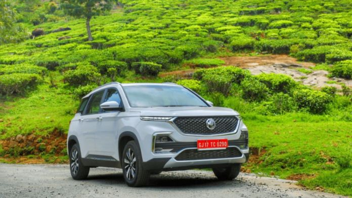 MG Hector Review Prices